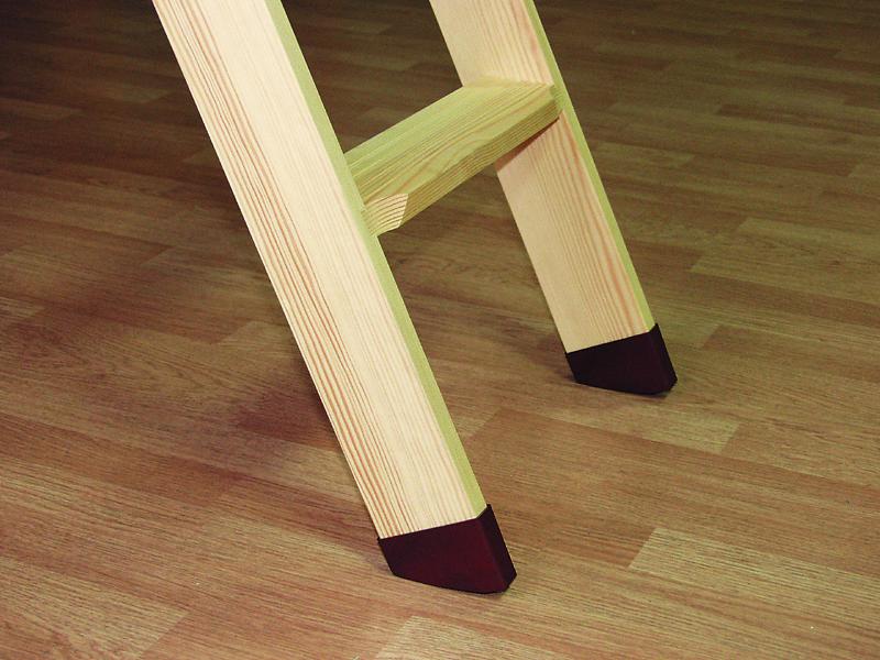 Наконечники на ножки лестницы LXS