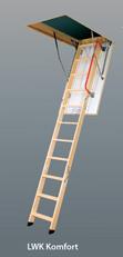 Чердачная лестница Fakro Komfort LWK Plus