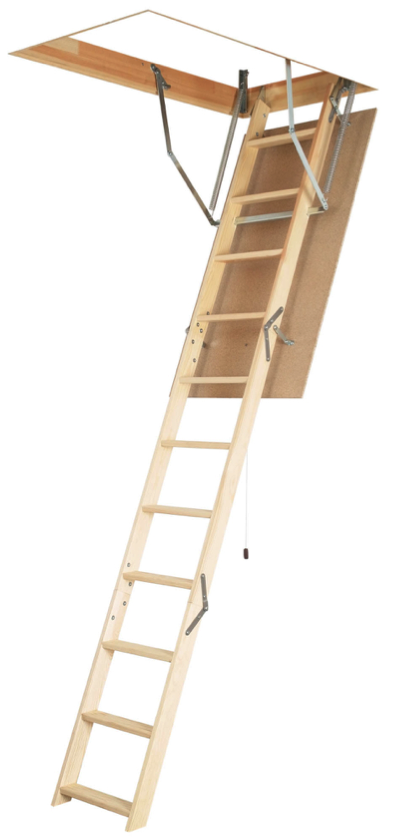 Лестница чердачная OptiStep