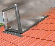 Fakro FSP окно дымоудаляющее