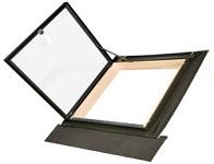 Fakro WLI окно-люк со стеклопакетом распашное