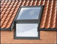 Окно BVP L3 (откидное открывание)